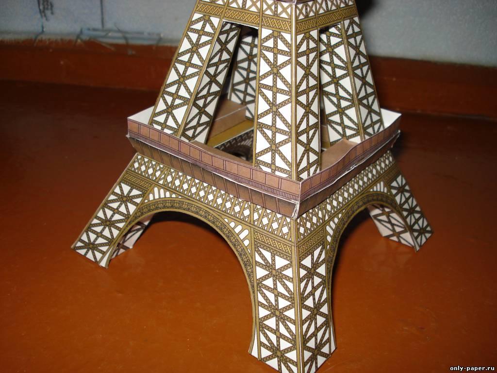 Эйфелева башню своими руками