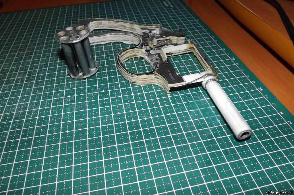 Как. сделать револьвер своими руками