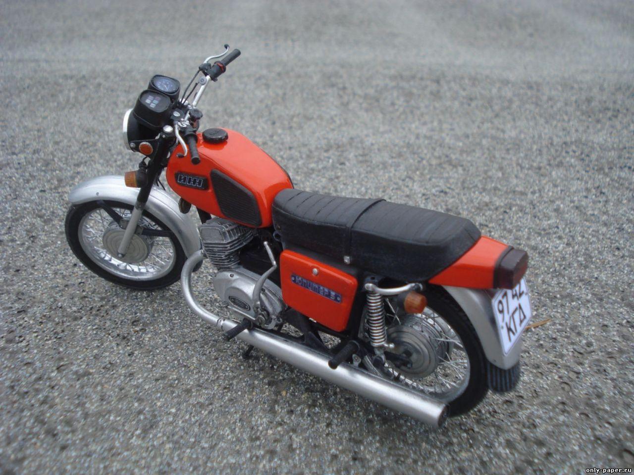 Мотоциклы иж фото всех моделей