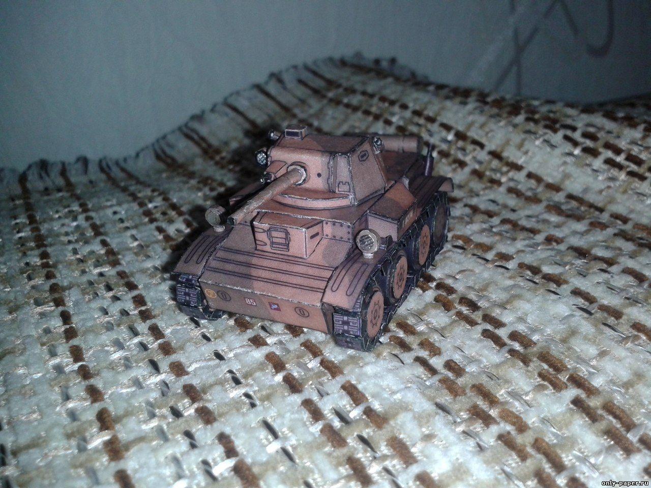Как сделать орудия Pak 43 и Pak 44 из конструктора