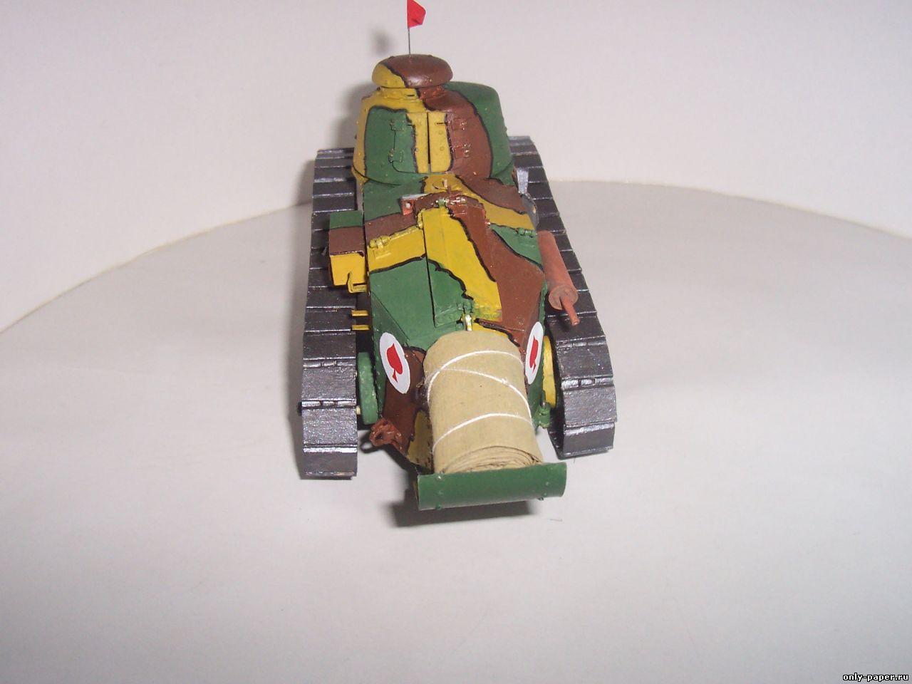 Как сделать танк из бумаги - Круг знаний