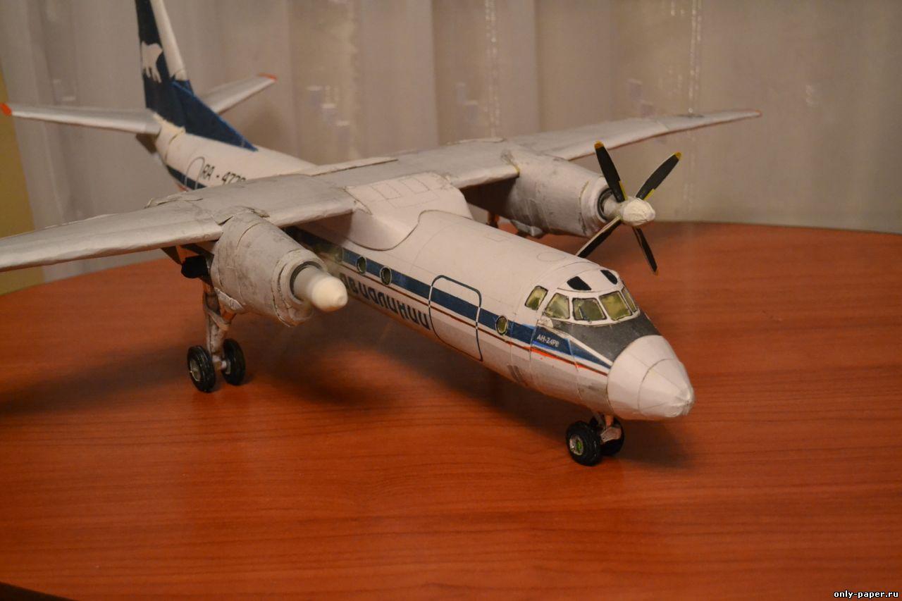Как сделать модель самолета из картона фото 691
