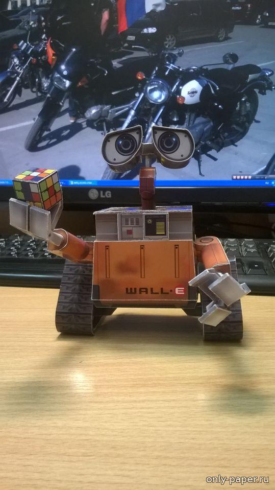 Как сделать бумажные роботы