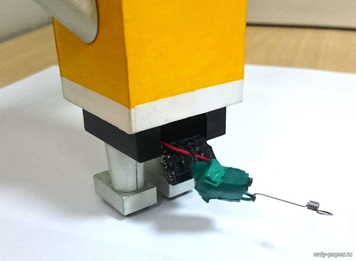 Робот из картона своими руками фото 342