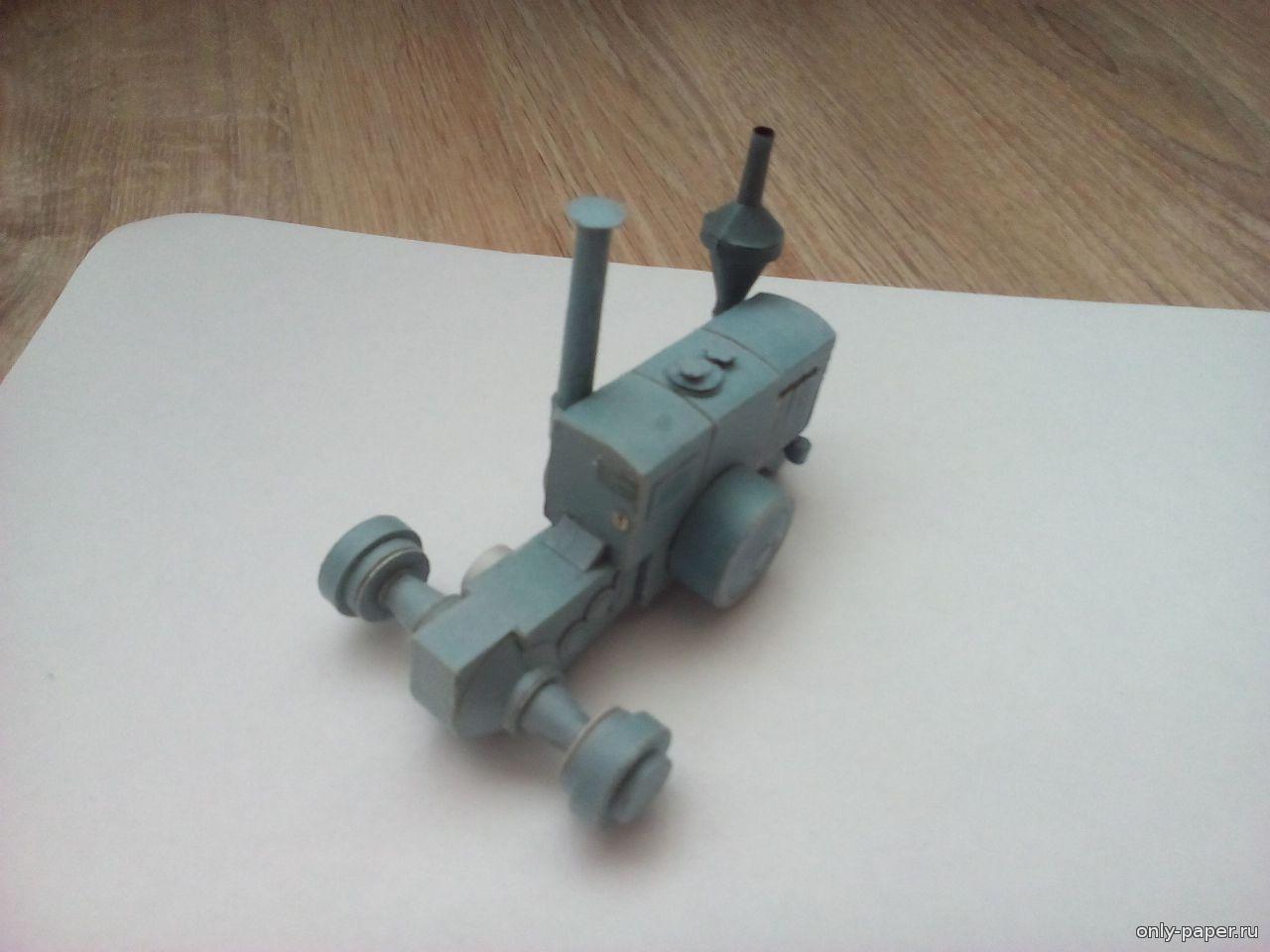 Как сделать игрушку из бумаги и картона