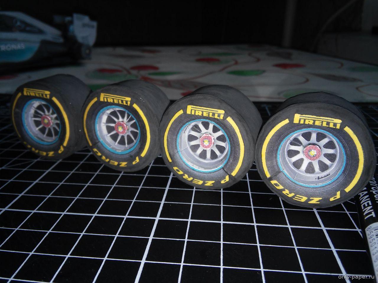 Машинки из колес своими руками фото