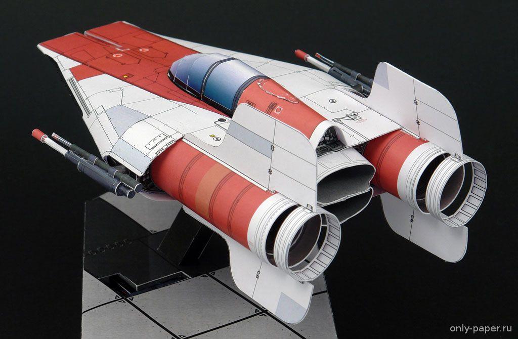 Из картона своими руками космический корабль