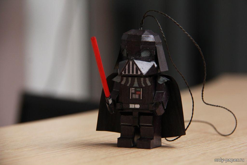 Как сделать ёлочную игрушку из бумаги своими