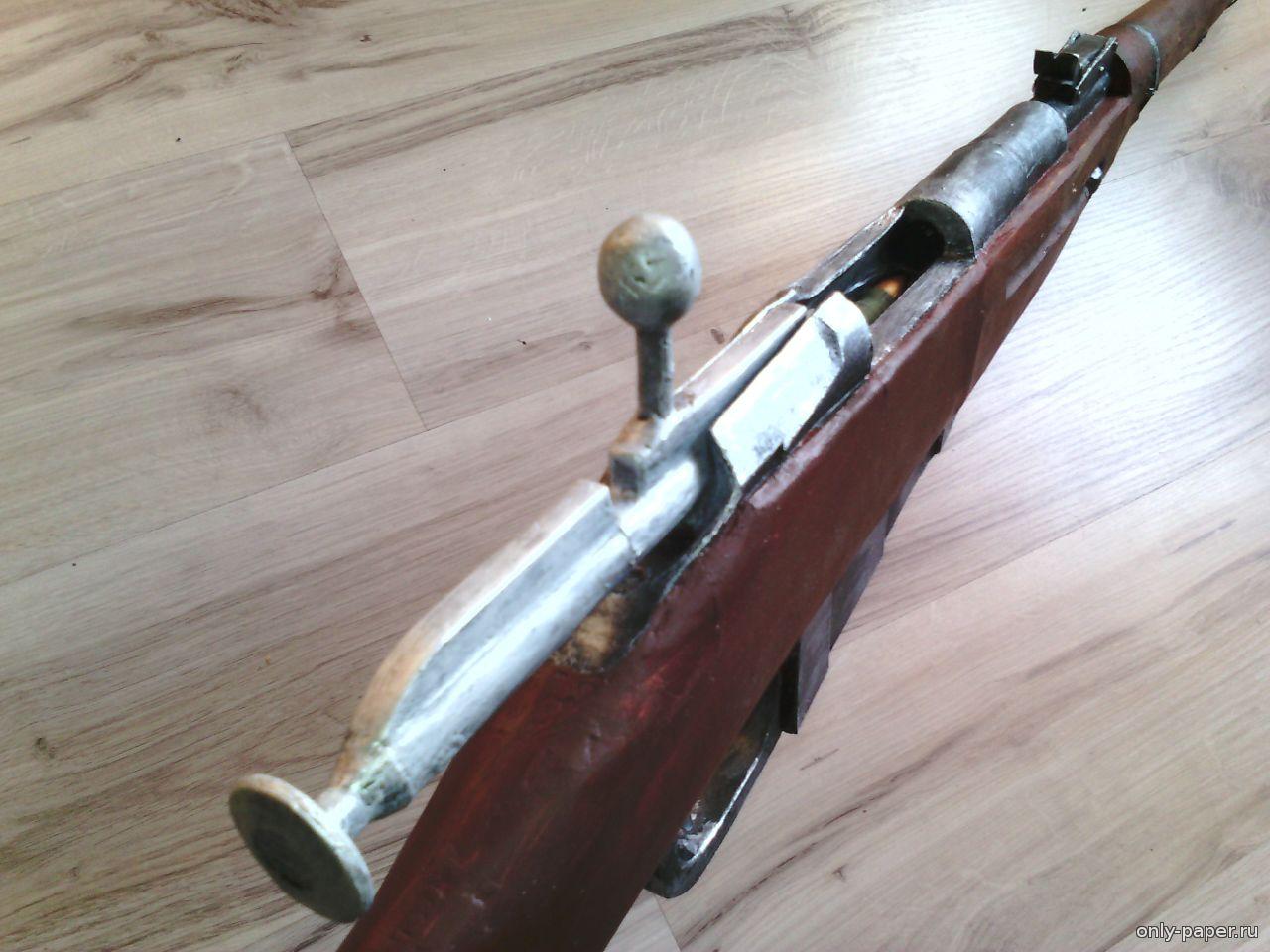 Как винтовку своими руками 96