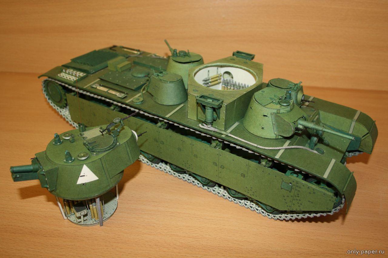 Копия танка как сделать