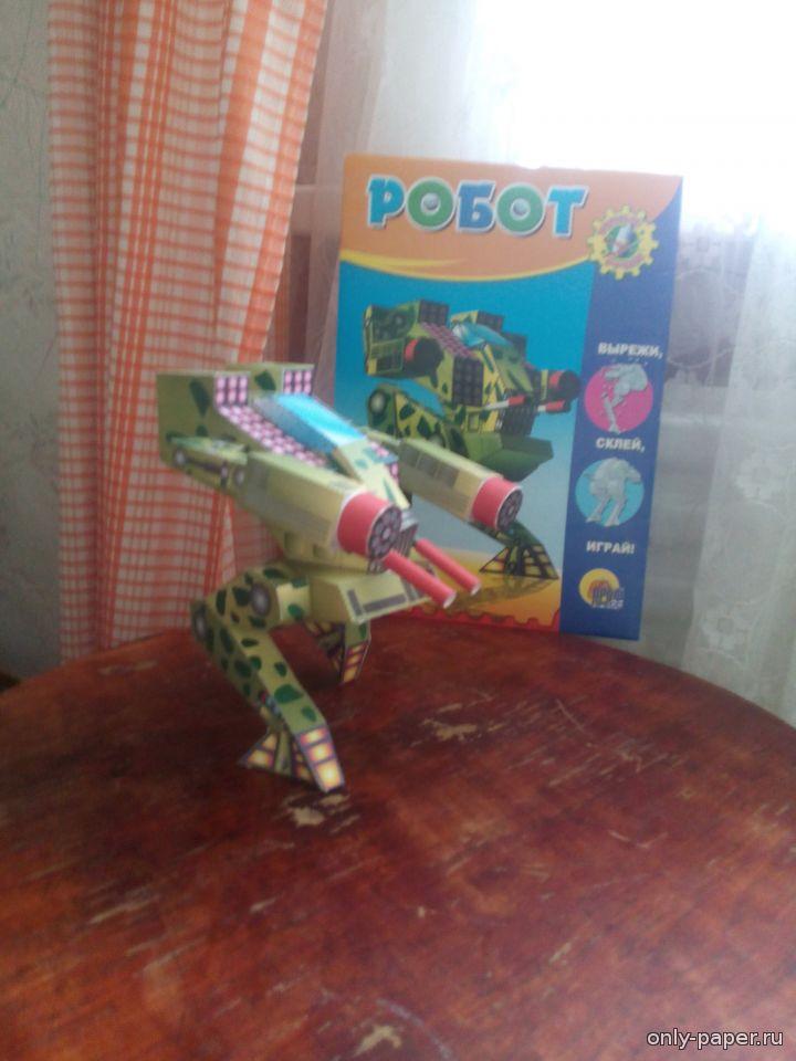 Робот из картона своими руками фото 148