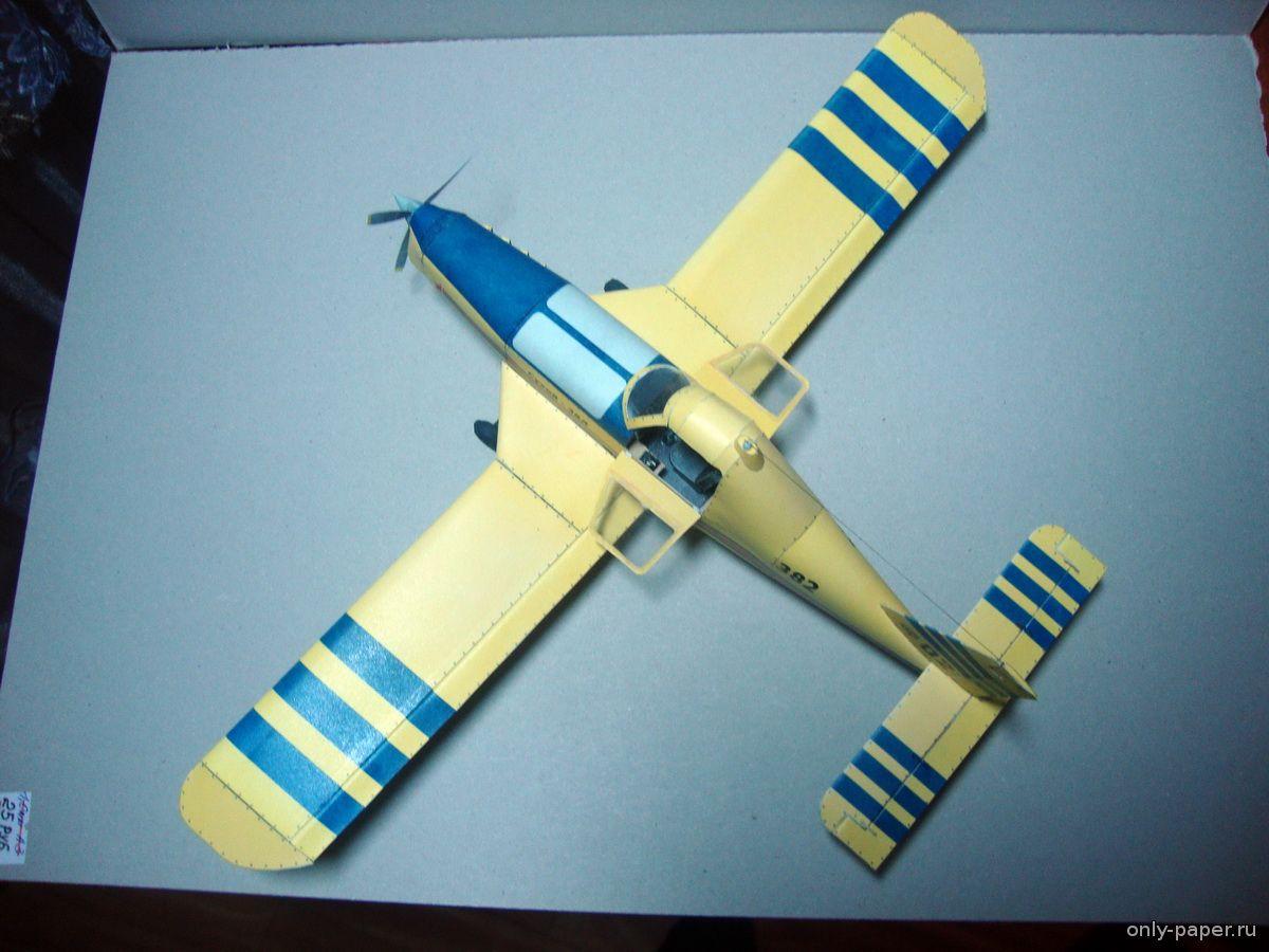 Как сделать лёгкий самолёт