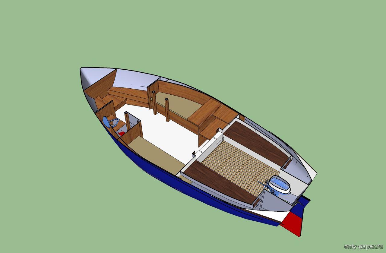Парусная яхта своими руками 129
