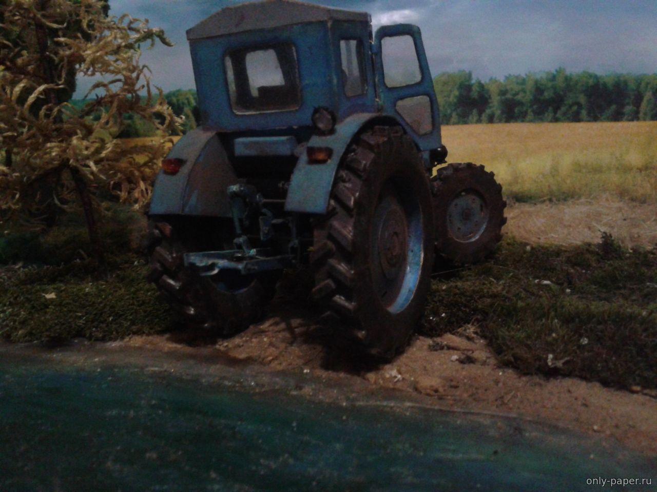 т-40 ам трактор инструкция