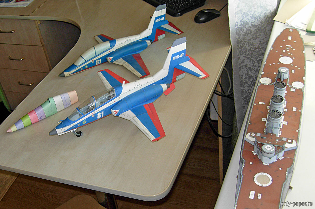Как сделать оригами самолёт, мастер-класс, пошаговые фото 86