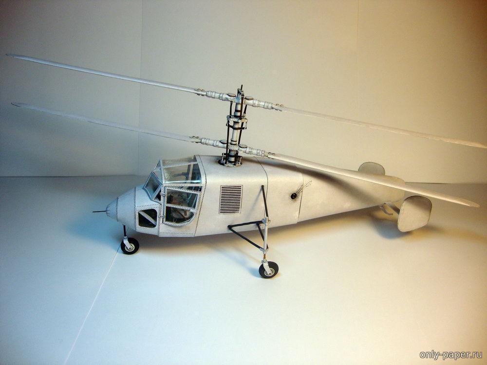 Геликоптеры своими руками