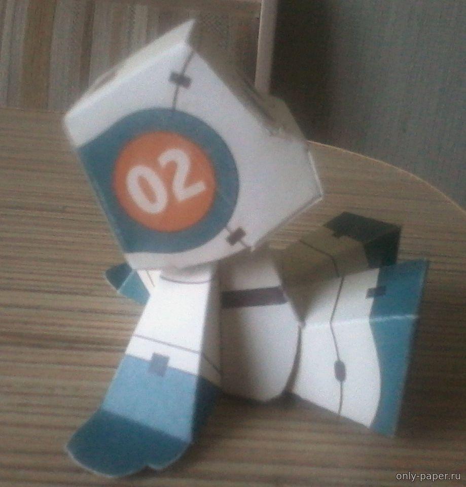 Робот из картона своими руками фото 470