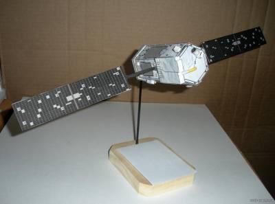 Сделать своими руками спутник 84