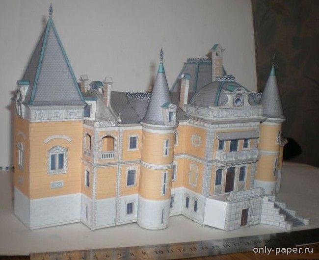 Своими руками дворец