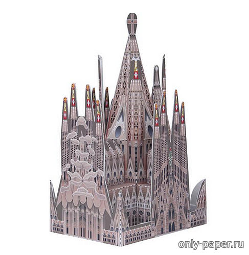 sagrada familia research paper Barcelona's sagrada família basilica is notable as much after fourth months of research and pens, and paper to create building plans for their.