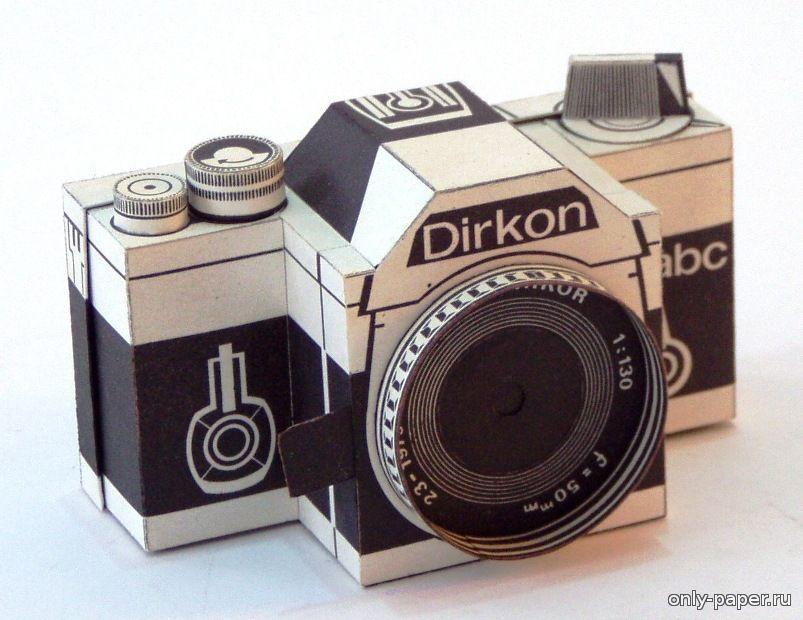 Египта, что можно сделать из бумаги фотоаппарат открытки