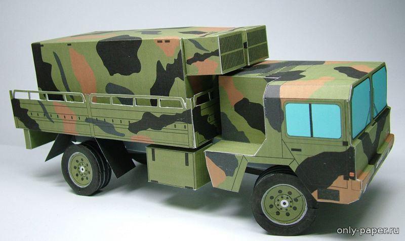 Военная машины своими руками