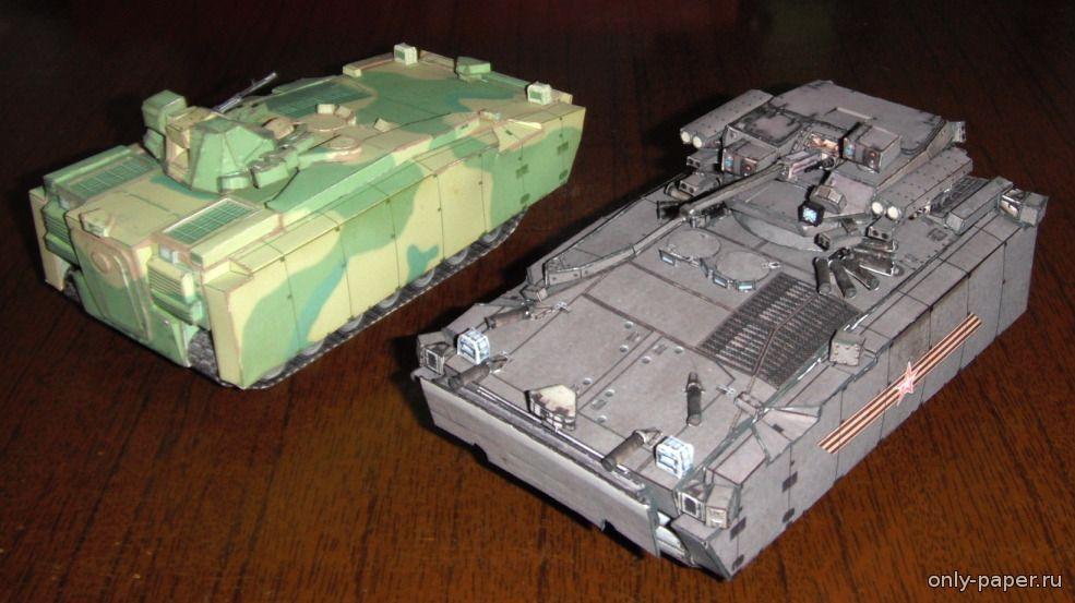 Схемы моделей автомобилей из картона