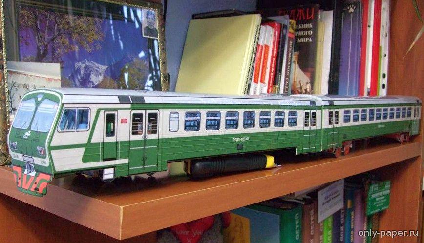 Как сделать поезд из бумаги для фото никогда бывают