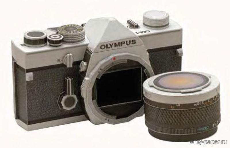сделать макет фотоаппарата