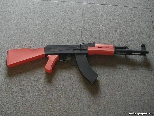 Название: Автомат АК-47