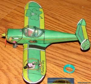 Paper Model Me 262 Скачать