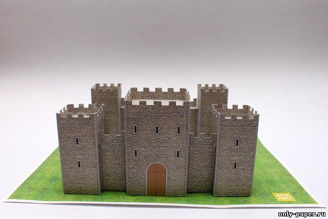 Модель замков своими руками 361