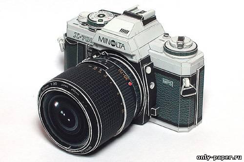 Название: Фотоаппарат Konica