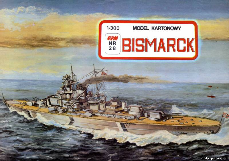 anatomy of the ship bismarck pdf