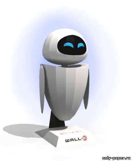 Разведывательный робот ЕВА
