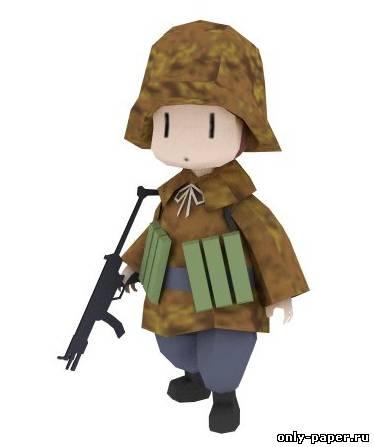 Название: Солдат / Soldato