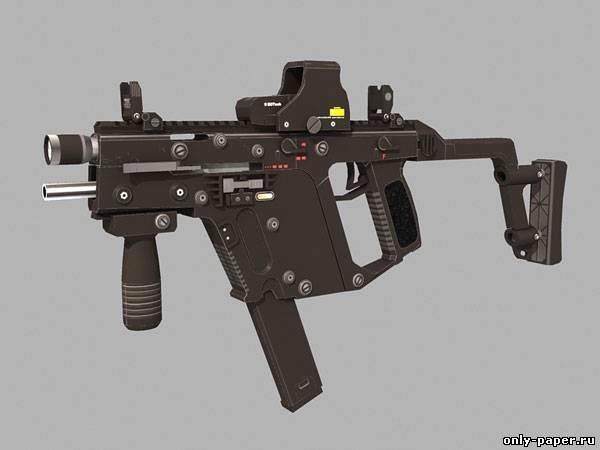Пулемет своими руками