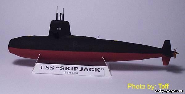 Подводную лодку своими руками поделка