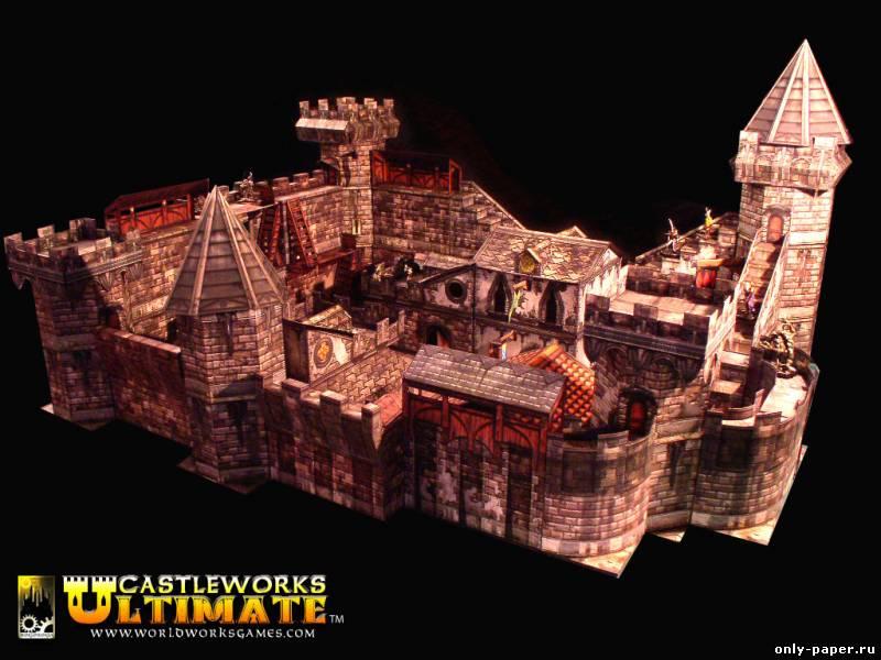 Название: Замок CastleWorks