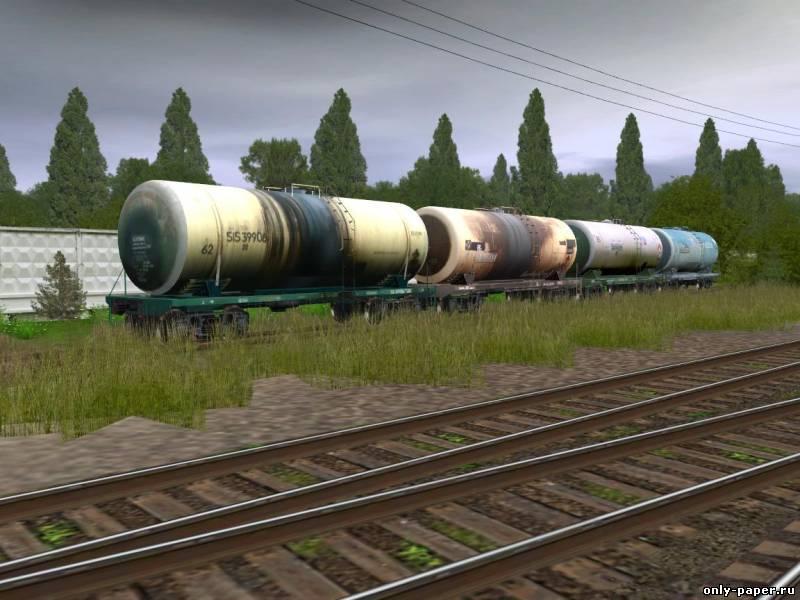 Вагон-цистерна (4-х осная) из бумаги, модели бумажные ...: http://only-paper.ru/news/vagon_cisterna_4_kh_osnaja/2011-11-30-7380